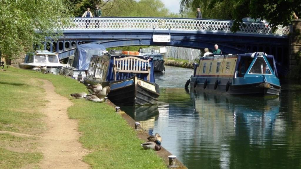 Thames at Osney