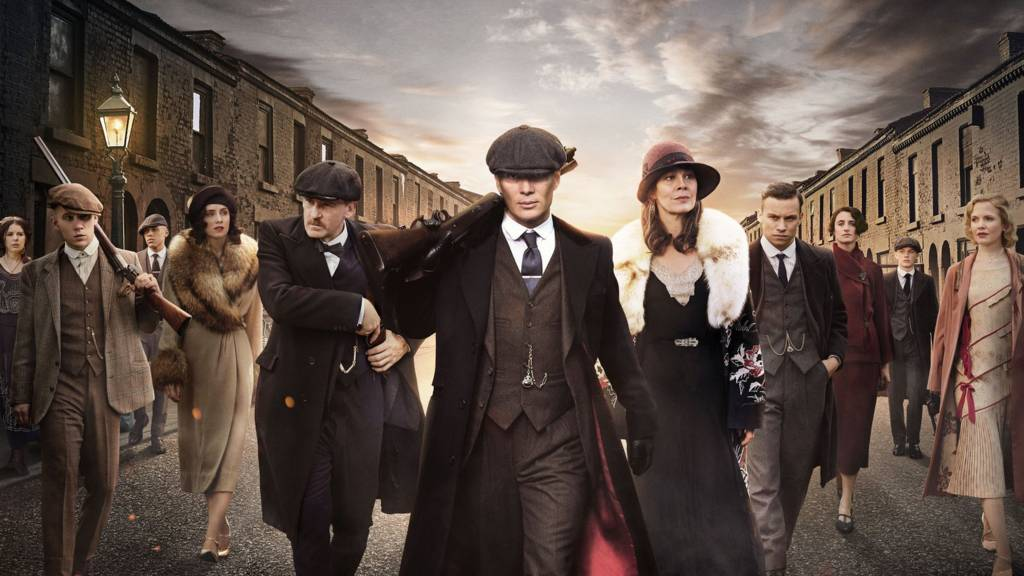Peaky Blinders cast in Series IV
