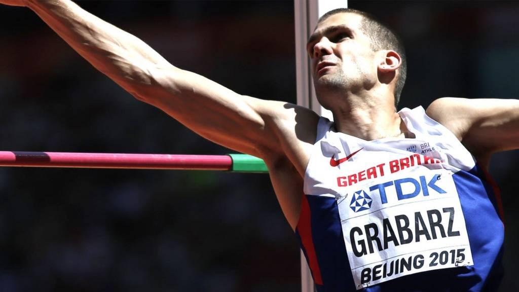 Great Britain's Robbie Grabarz