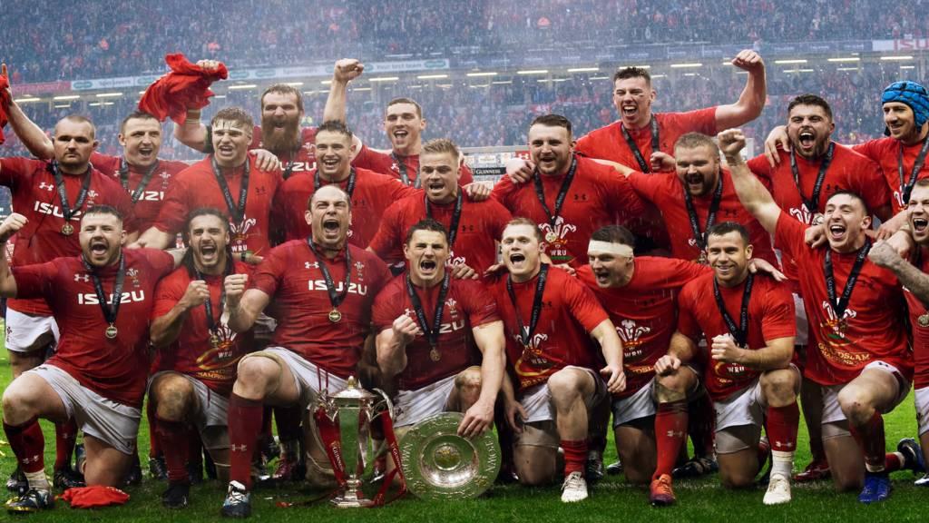 Wales Grand Slam winners 2019