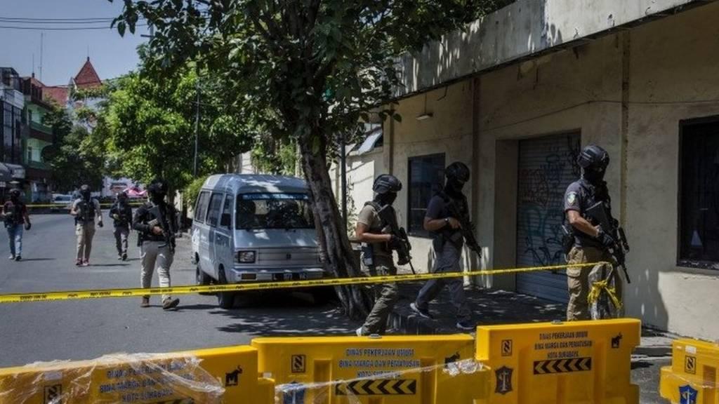 Serangan Bom Surabaya Dan Ancaman Presiden Joko Widodo Tentang