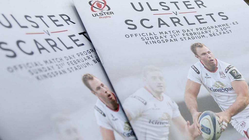 Ulster v Scarlets