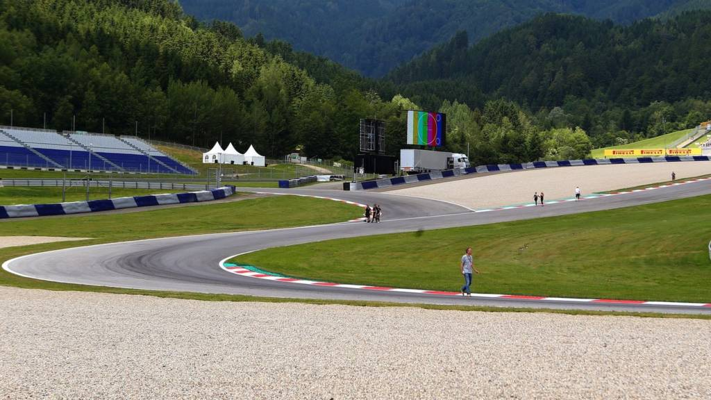 Red Bull Ring in Austria