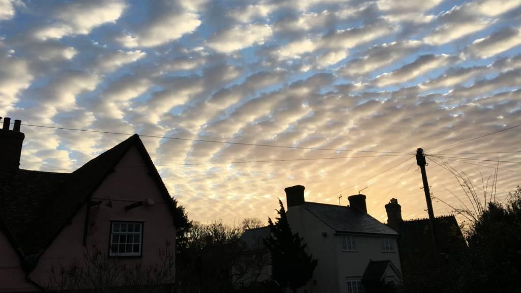 Hinxton dawn
