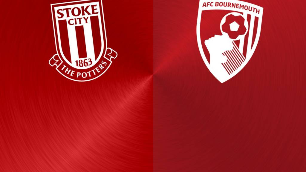 Stoke City v Bournemouth