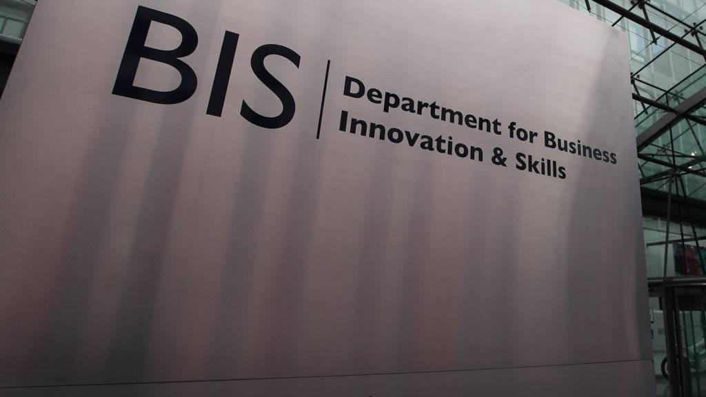 BIS sign