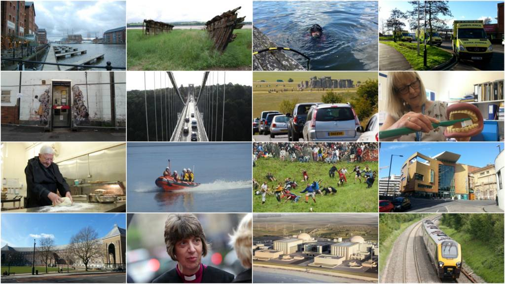 Images of the West of England