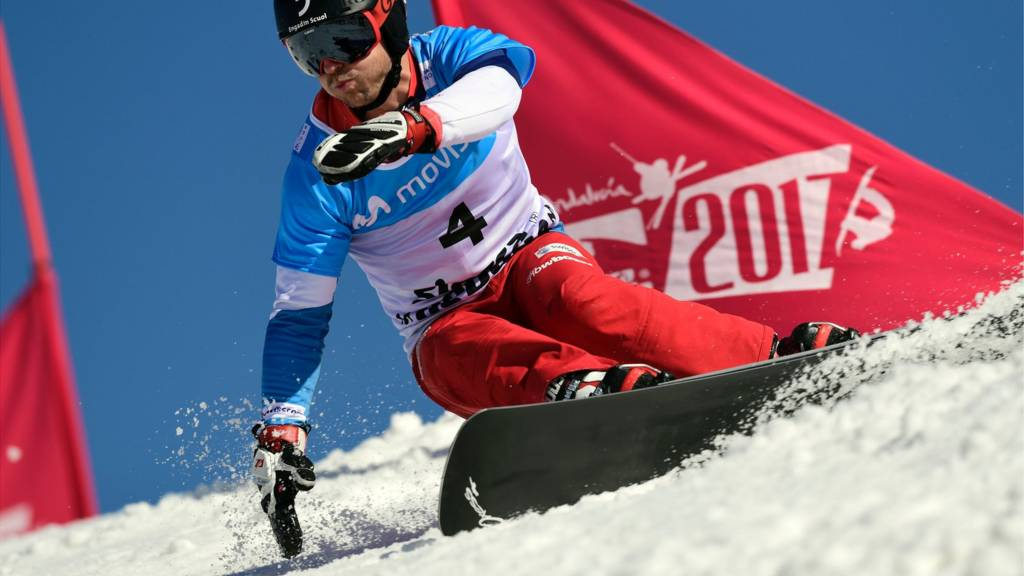 Nevin Galmarini of Switzerland