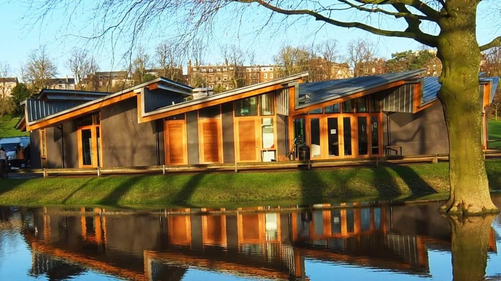 Avenham Pavilion