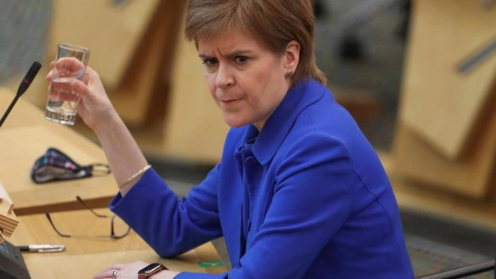 Nicola Sturgeon did not breach ministerial code, investigation concludes