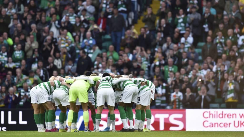 Celtic v Cluj