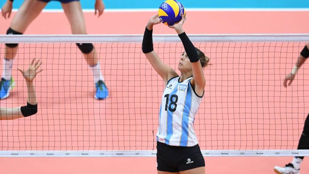 Argentina's Yael Castiglione
