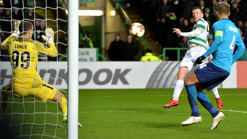 Callum McGregor scores