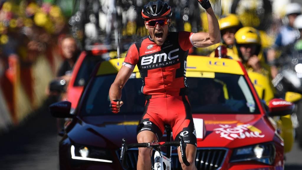 Belgium's Greg van Avermaet