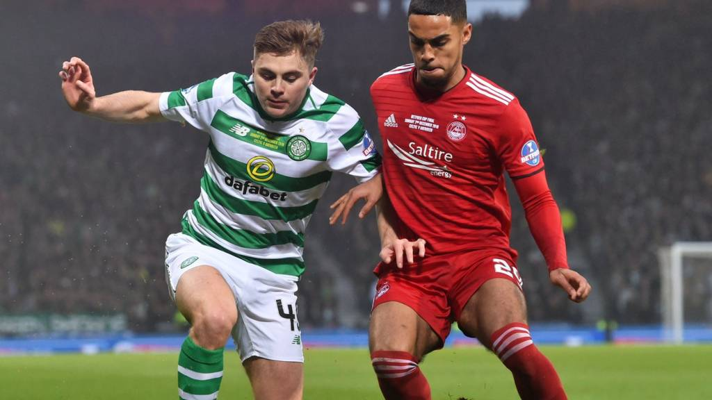James Forrest and Max Lowe