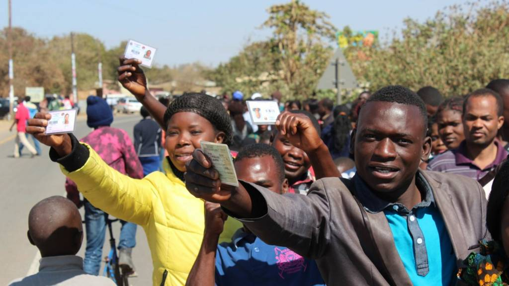 Zambian voters
