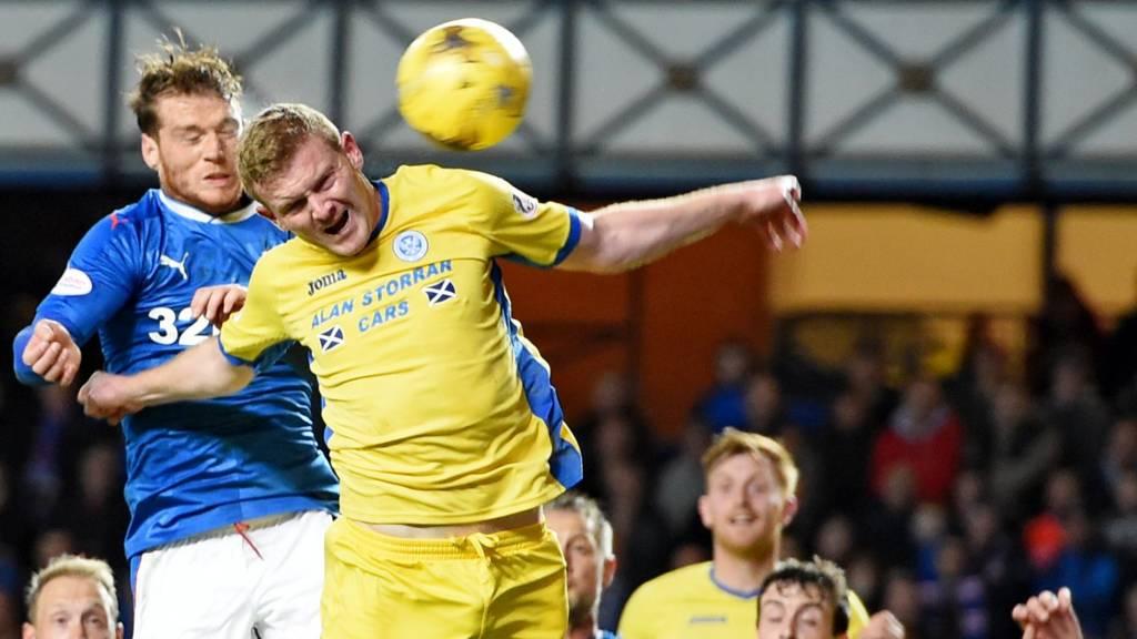 Wednesday's Scottish Premiership as it happened - Live