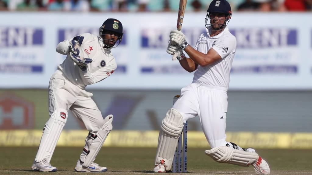bbc test cricket live score