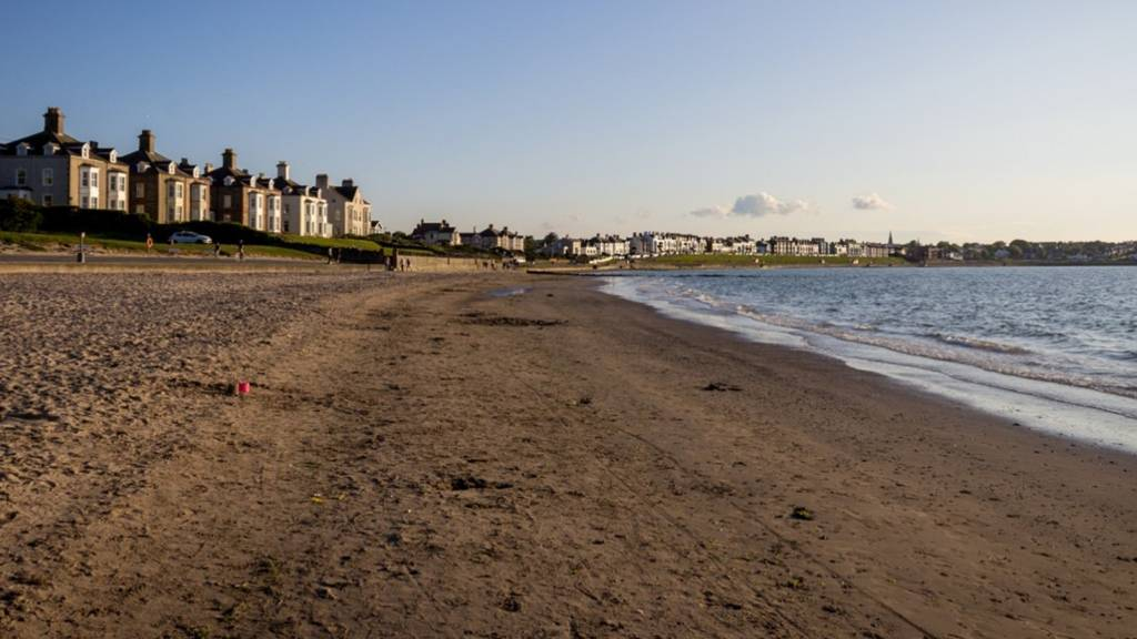 Ballyholme Beach, County Down