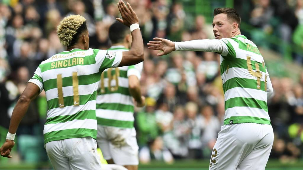 Callum McGregor scored a late equaliser for Celtic