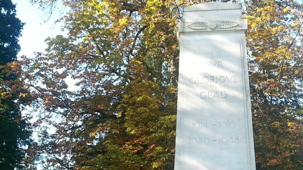 Ipswich War Memorial