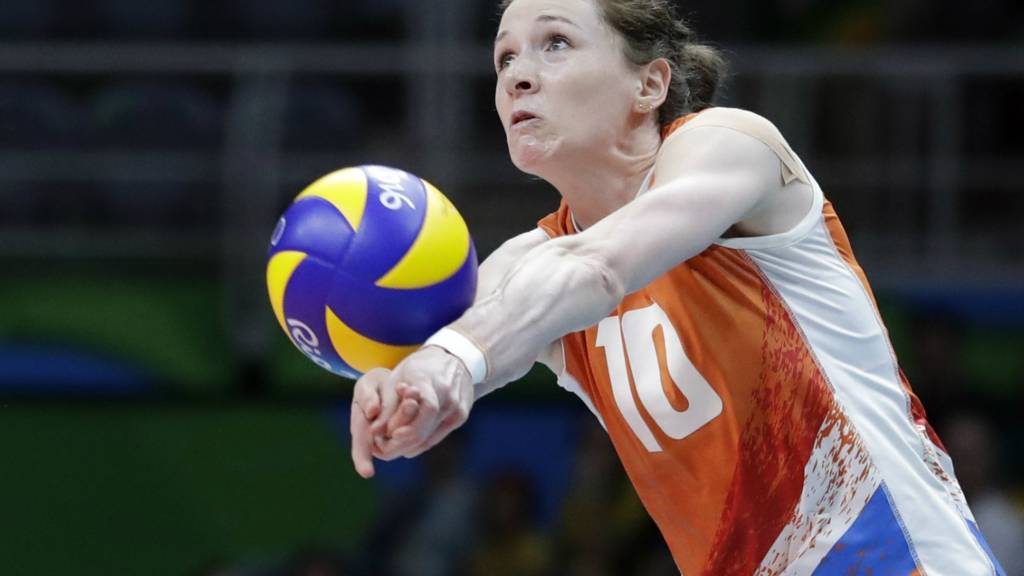 Netherlands women volleyball