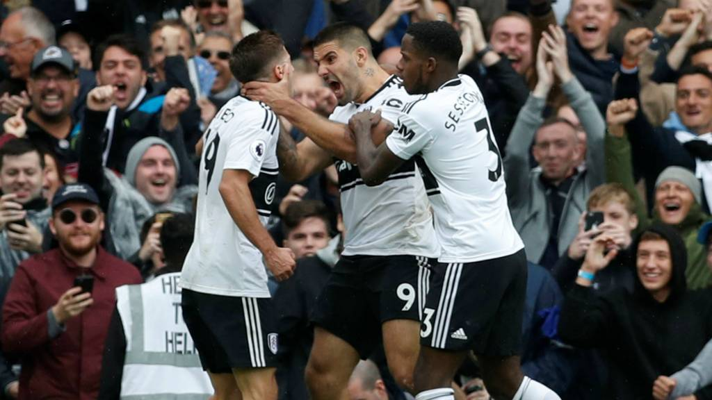 Image result for Fulham 1-1 Watford