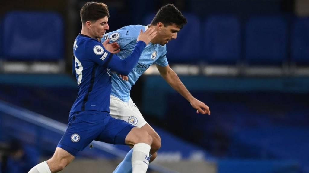 Chelsea v Man City & Newcastle v Leicester score &  updates - Live - BBC Sport
