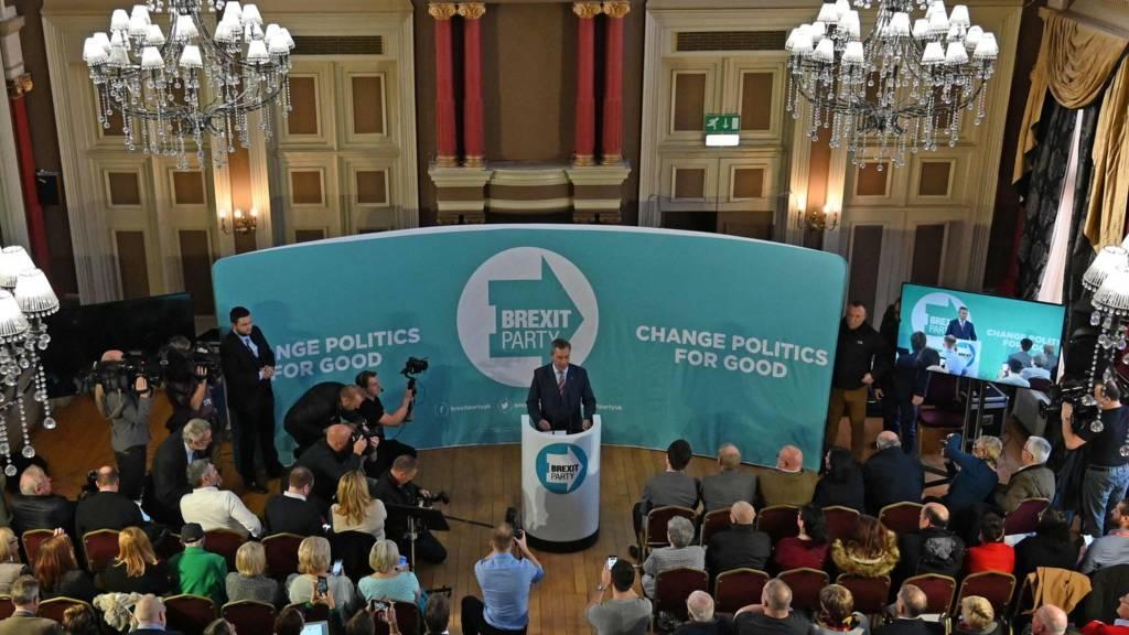 Nigel Farage press conference