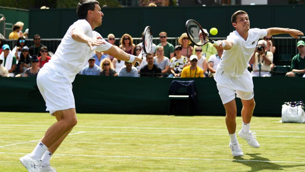 Ken and Neal Skupski