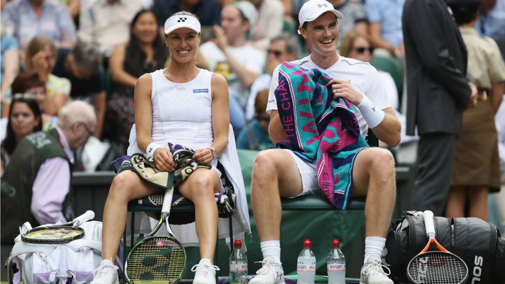 Wimbledon 2017: Jamie Murray & Martina Hingis triumph in final