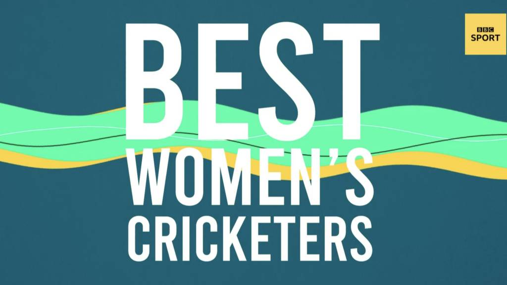 Best Women's Cricketers graphic
