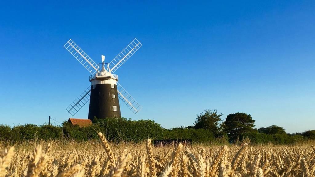 Burnham windmill