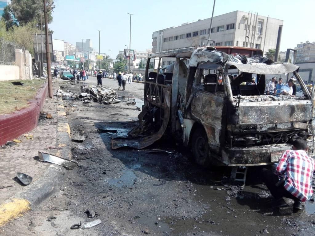 حادث القاهرة
