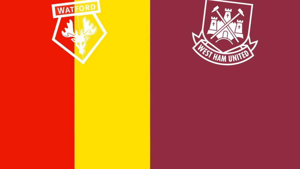 Watford v West Ham United