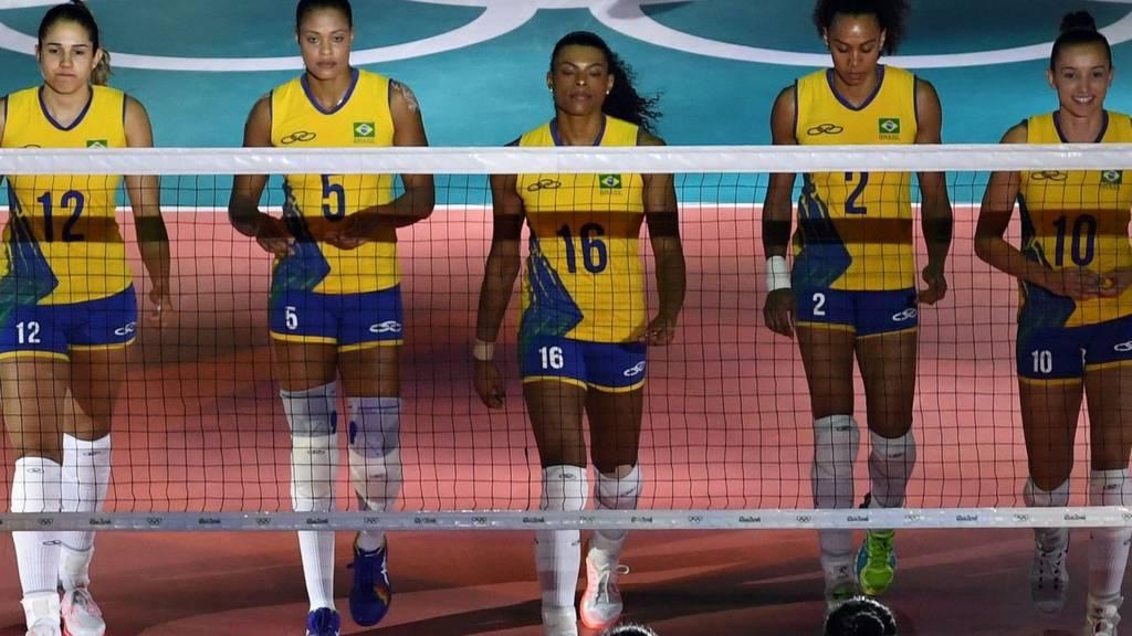 Brazil v China