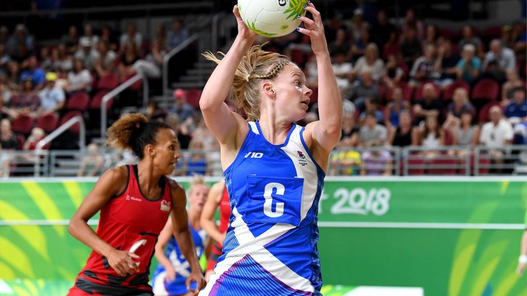 Watch live Netball from the 2018 Commonwealth Games in ...