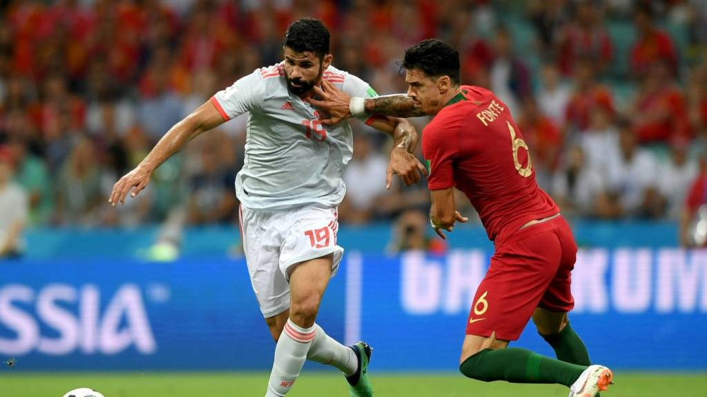 Watch Portugal v Spain live - World Cup Group B - Live - BBC Sport 3d864ee8a3d26