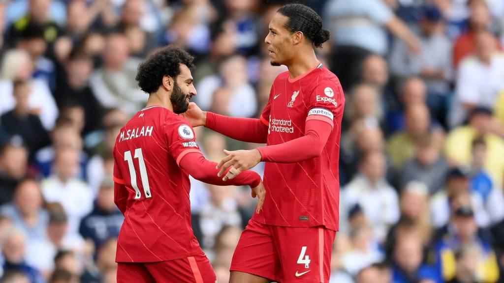 Premier League LIVE: Leeds United v Liverpool score, commentary & updates -  Live - BBC Sport