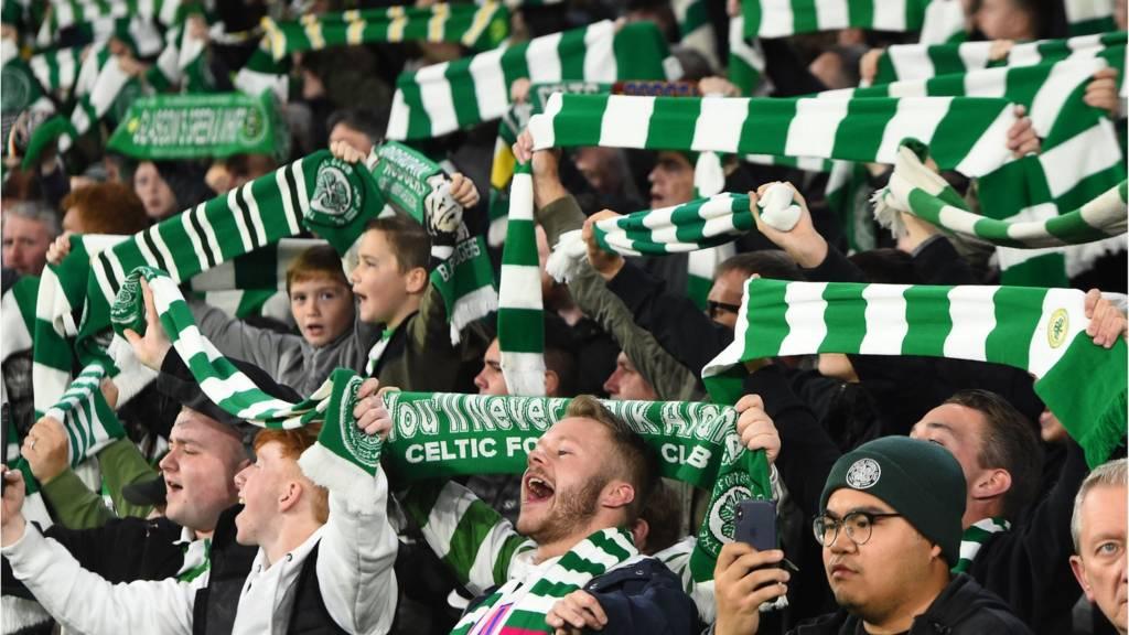 Celtic v Rosenborg