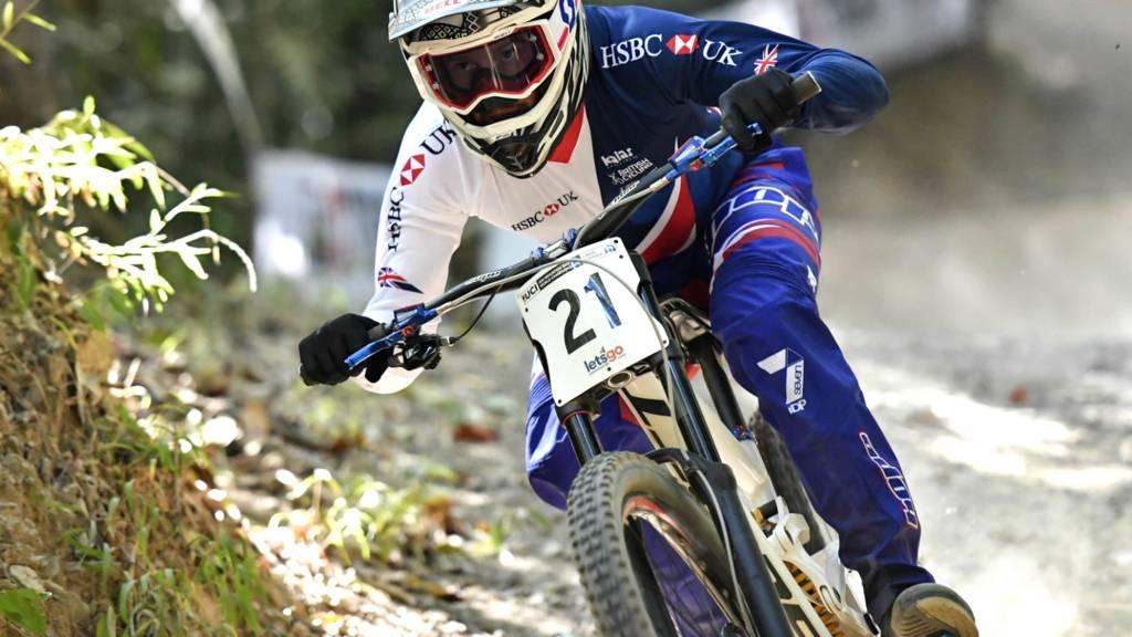 GB rider Adam Brayton