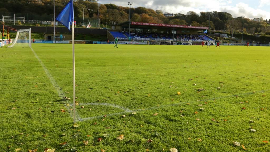 Bangor City Stadium