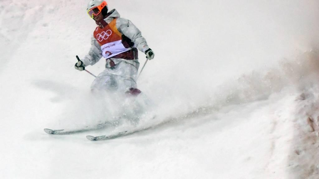 Freestyle Skiing - moguls