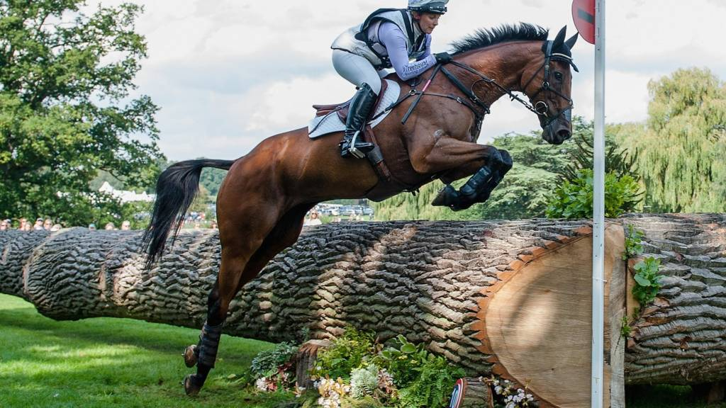 Catch Up World Equestrian Games Cross Country Bbc Sport