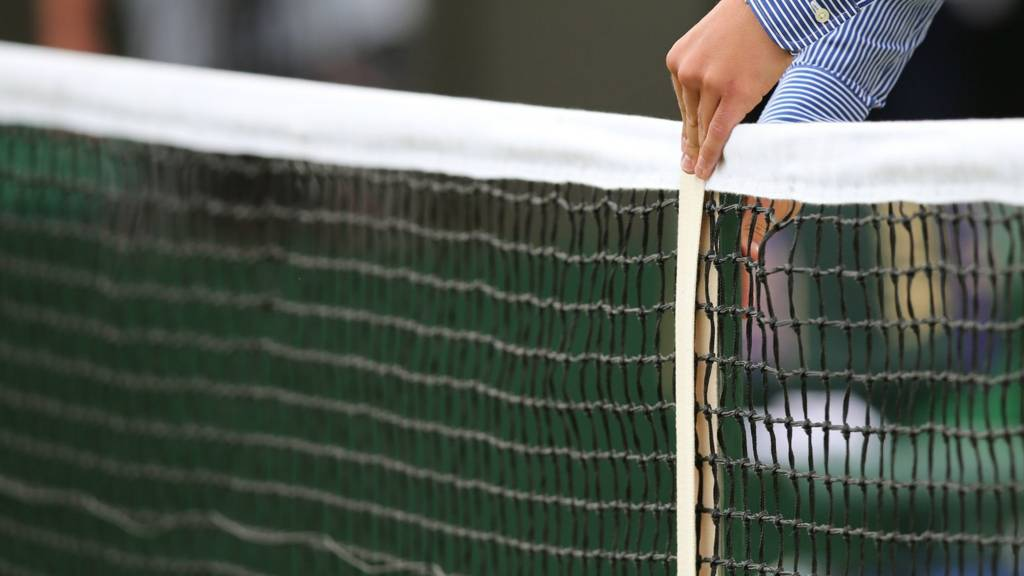 Net at Wimbledon