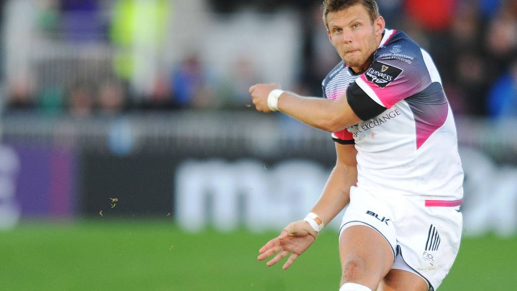 Dan Biggar - Ospreys fly half