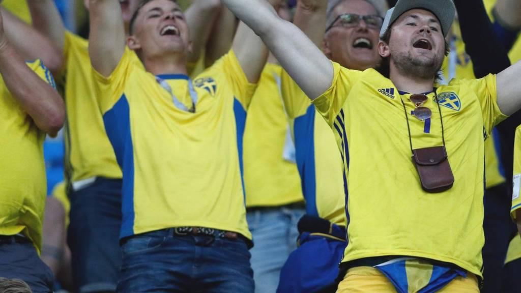 Sweden Fans