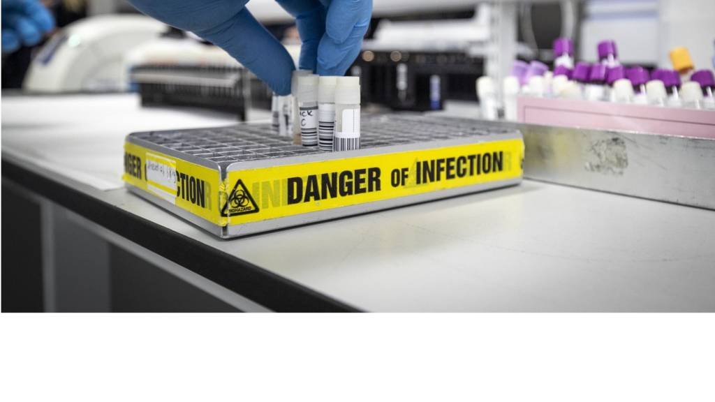 Coronavirus testing in Scotland