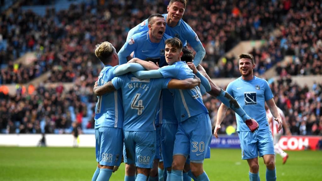 Coventry celebrate