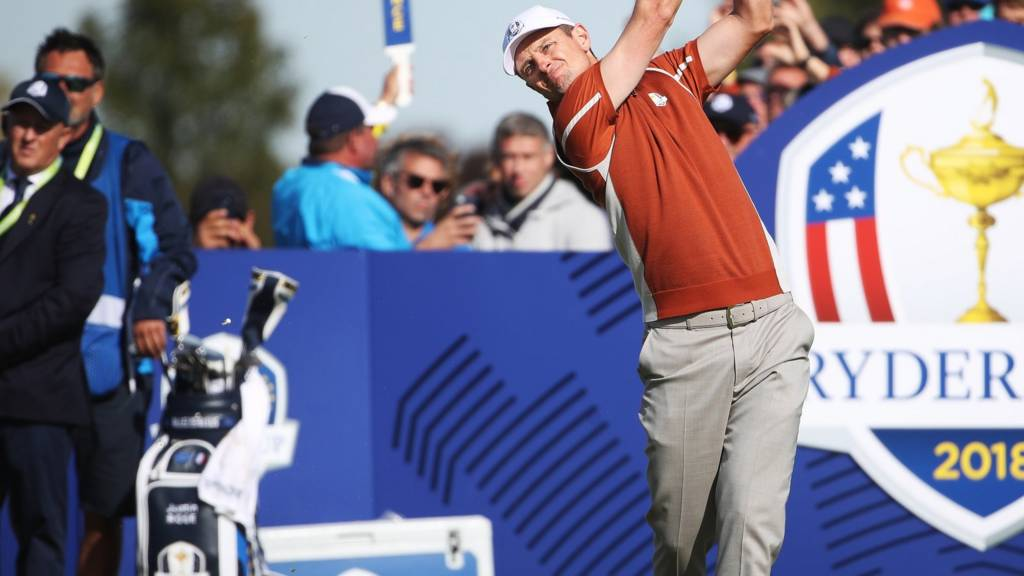 Ryder Cup 2018  Europe 10-6 USA at Le Golf National 4ce27285f461